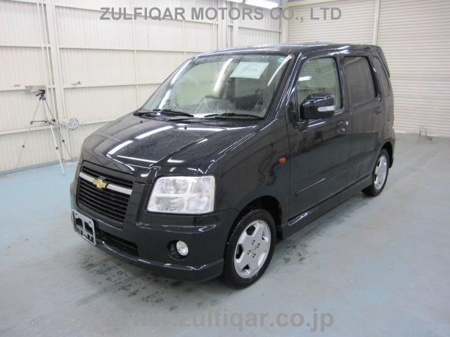 Used Suzuki Chevrolet Mw 2008 Nov Black For Sale   Vehicle No NP-44425 bb74d5837be