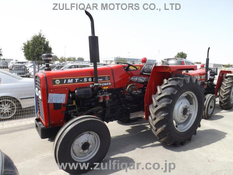 IMT TRACTOR 565 2014 Image 1
