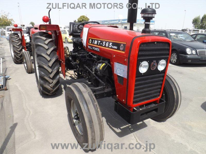 IMT TRACTOR 565 2014 Image 4
