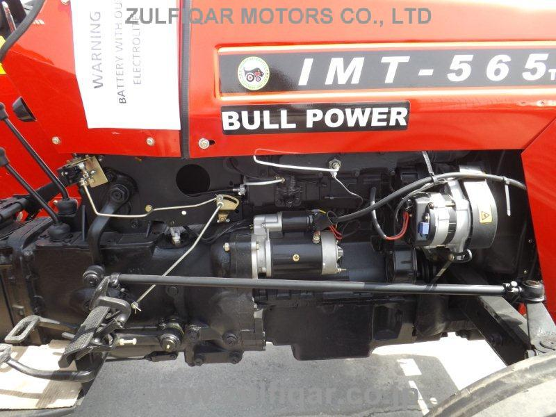 IMT TRACTOR 565 2014 Image 5