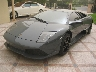 LAMBORGHINI-MURCIELAGO GRAY-Color  -2009  6500CC Points-