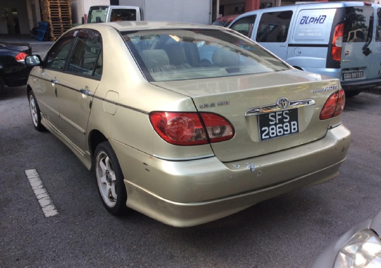 Kelebihan Toyota Altis 2005 Murah Berkualitas
