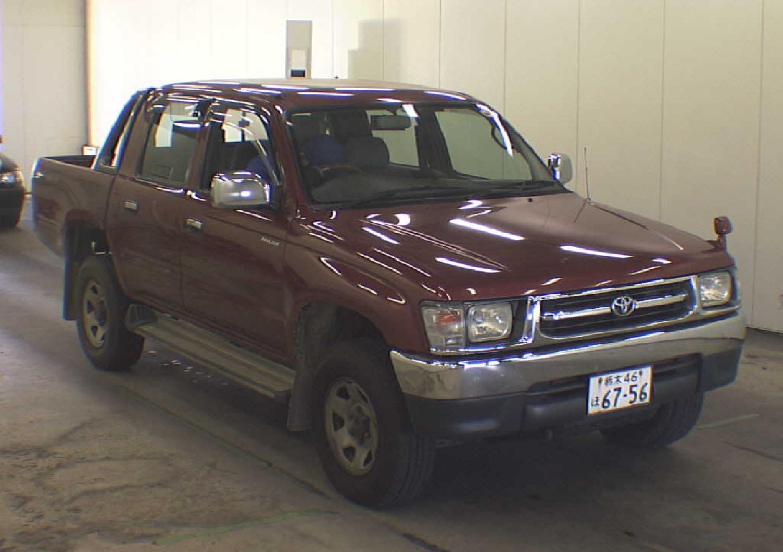 Kelebihan Kekurangan Toyota Hilux 1999 Spesifikasi