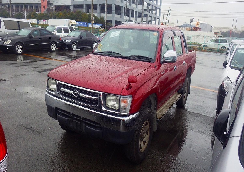 Kelebihan Toyota Hilux 1999 Review
