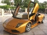 LAMBORGHINI-MURCIELAGO GOLD-Color  -2007  6500CC Points-