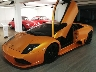 LAMBORGHINI-MURCIELAGO ORANGE-Color  -2009  6496CC Points-