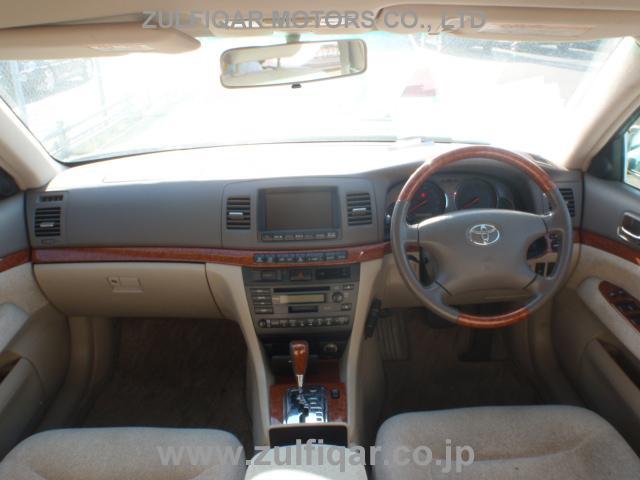 TOYOTA MARK II 2004 Image 11