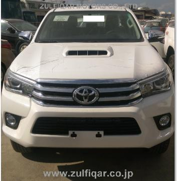 TOYOTA HILUX 2016 Image 1
