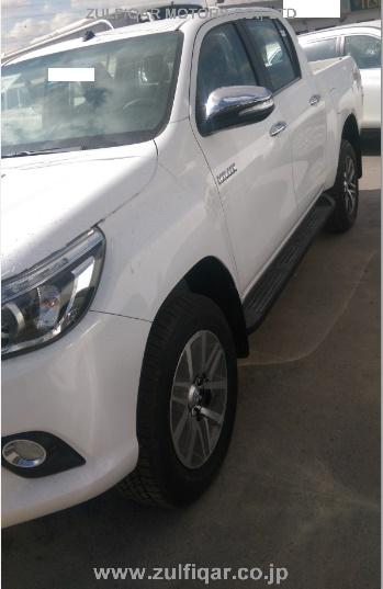 TOYOTA HILUX 2016 Image 3