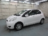 TOYOTA-VITZ WHITE-Color Dec-2010  990CC