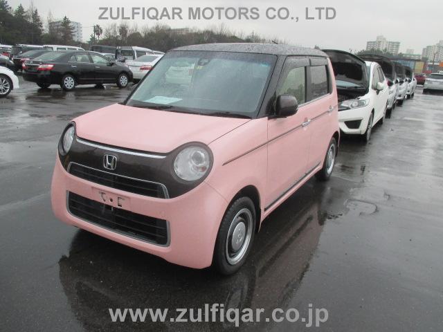 Used Honda N-one 2016 Mar Pink For Sale | Vehicle No ZA-60925