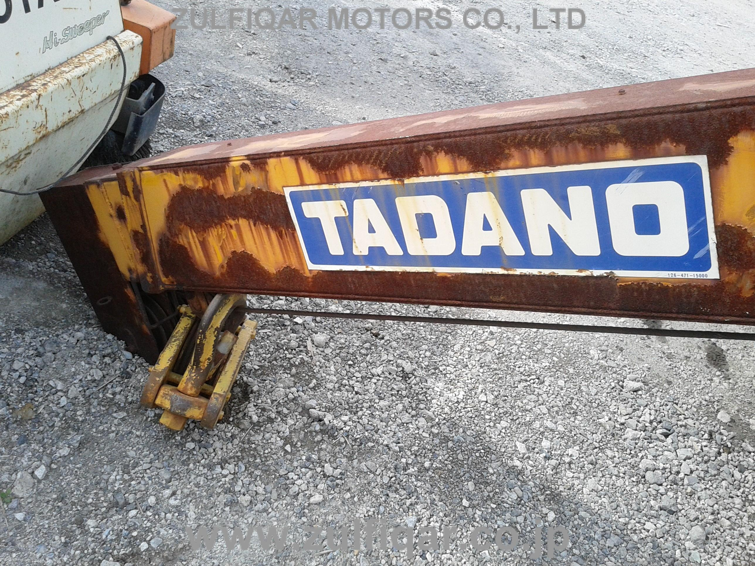 TADANO CRANE 1990 Image 7