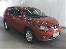 NISSAN-X-TRAIL RED-Color Dec-2013  2000CC Points-4.0