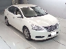 NISSAN-SYLPHY PEARL WHITE-Color  -2014  1800CC Points-4.5