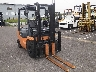 TOYOTA-FORKLIFT ORANGE-Color Nov-2005  0CC Points--