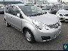 NISSAN-NOTE SILVER-Color Apr-2012  1500CC Points-R
