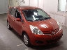 NISSAN-NOTE RED-Color Mar-2012  1500CC Points-4