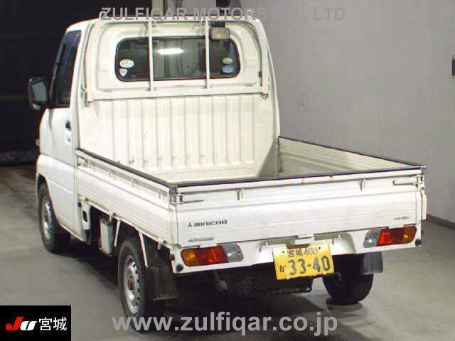 MITSUBISHI MINICAB TRUCK 2007 Image 2