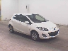 MAZDA-DEMIO WHITE-Color Jun-2012  1300CC Points-3.5