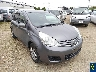 NISSAN-NOTE GRAY-Color Apr-2012  1500CC Points-3