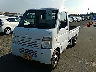 SUZUKI-CARRY TRUCK WHITE-Color Oct-2010  660CC Points-3.5