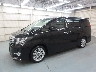 TOYOTA-ALPHARD BLACK-Color  -2015  2500CC Points-4.5