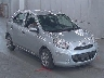 NISSAN-MARCH SILVER-Color Jul-2012  1200CC Points-3.5
