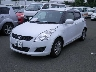 SUZUKI-SWIFT WHITE-Color Jul-2012  1200CC Points-SM