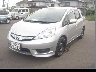 HONDA-FIT SHUTTLE HYBRID SILVER-Color Jul-2012  1300CC Points-SM