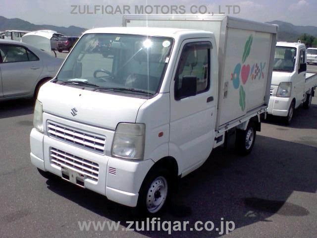 SUZUKI CARRY TRUCK 2010 Image 4