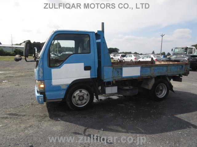 ISUZU ELF DUMP TRUCK 2002 Image 1