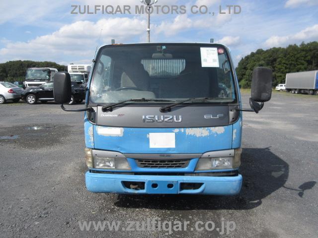 ISUZU ELF DUMP TRUCK 2002 Image 2