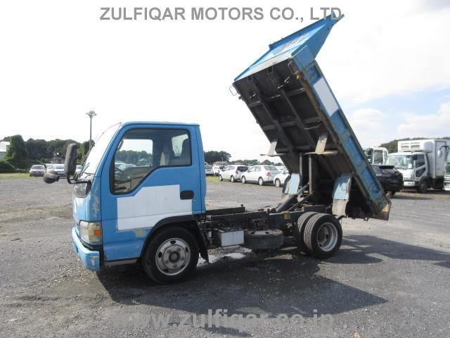 ISUZU ELF DUMP TRUCK 2002 Image 5
