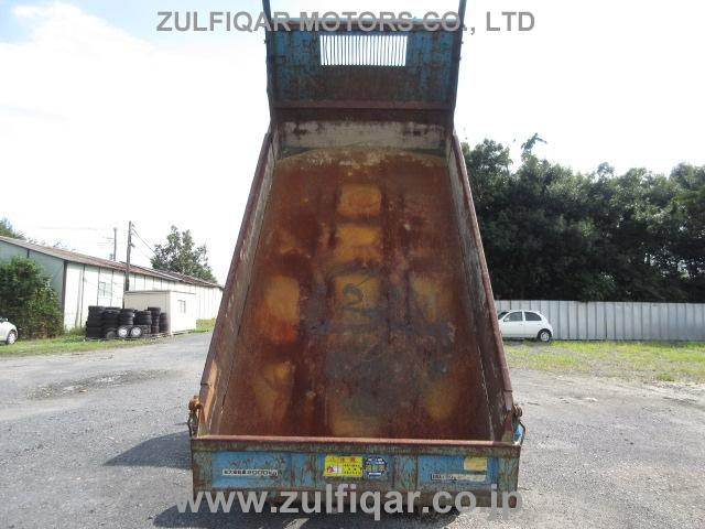 ISUZU ELF DUMP TRUCK 2002 Image 6