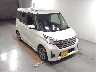 NISSAN-DAYZ ROOX PEARL WHITE-Color  -2014  660CC Points-R