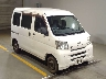 DAIHATSU-HIJET CARGO WHITE-Color  -2008  660CC Points-R