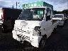 SUZUKI-CARRY WHITE-Color  -2011  660CC Points-Damaged
