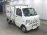 SUZUKI-CARRY TRUCK WHITE-Color  -2011  660CC Points-Damaged