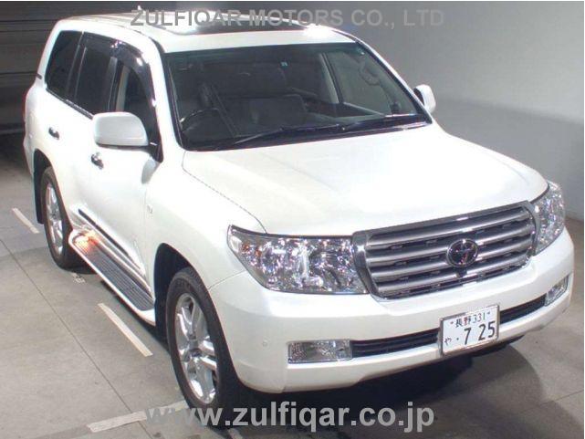 Used Toyota Land Cruiser 2011 Jun Pearl For Sale | Vehicle