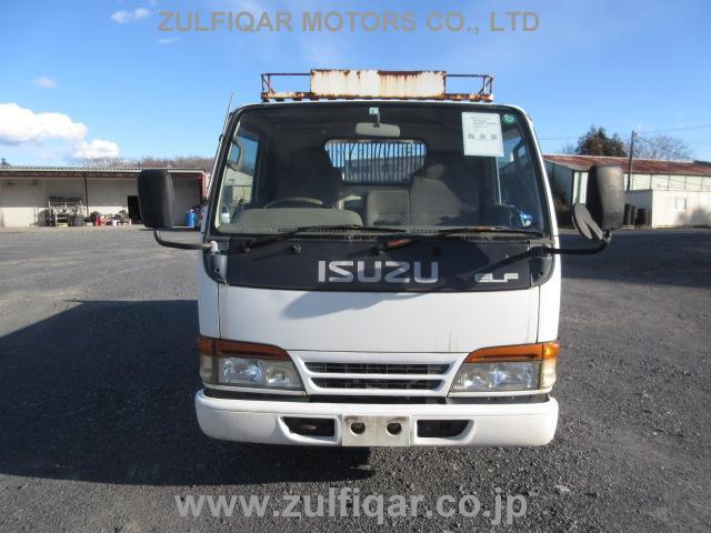 ISUZU ELF DUMP TRUCK 1997 Image 2