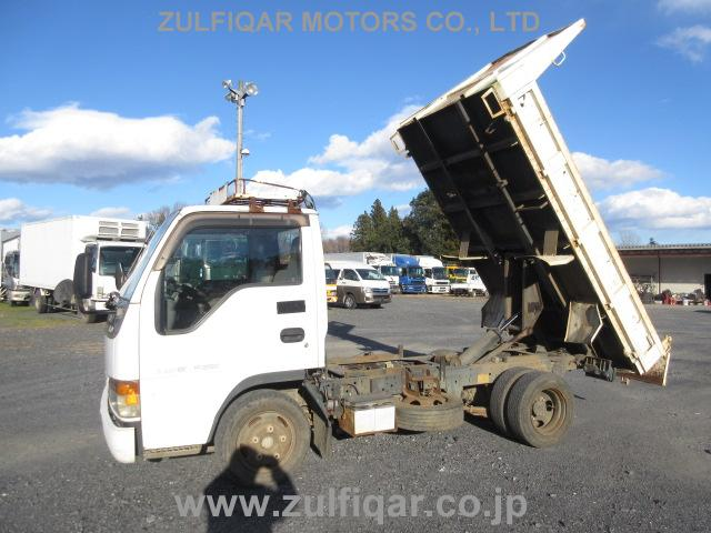 ISUZU ELF DUMP TRUCK 1997 Image 5