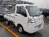 DAIHATSU-HIJET TRUCK WHITE-Color  -2014  660CC Points-Damaged