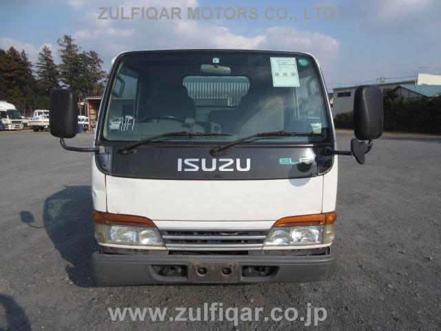 ISUZU ELF DUMP TRUCK 2000 Image 2
