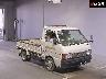 MAZDA-BONGO TRUCK WHITE-Color Oct-1988  2000CC Points-3.5