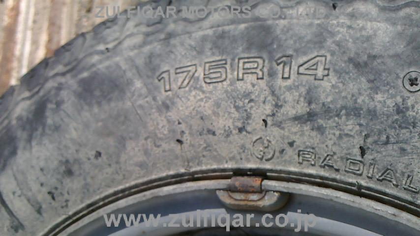 Used Mazda Bongo Truck 1988 Oct White For Sale   Vehicle ...