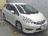 HONDA-FIT SHUTTLE HYBRID PEARL WHITE-Color Mar-2012  1300CC Points-4
