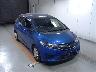 HONDA-FIT BLUE-Color Oct-2013  1300CC