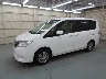 NISSAN-SERENA WHITE-Color Apr-2012  2000CC