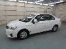TOYOTA-COROLLA AXIO WHITE-Color May-2013  1300CC