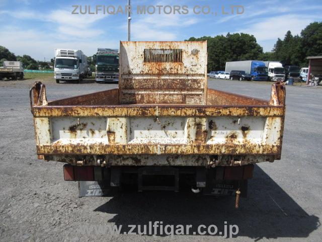 ISUZU ELF DUMP TRUCK 1993 Image 4